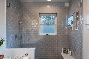 Green Lake Bathroom