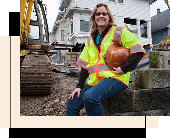 katherine pelz construction site